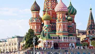 Rusland visum